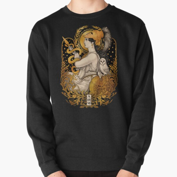 PALLAS ATHENA Pullover Sweatshirt