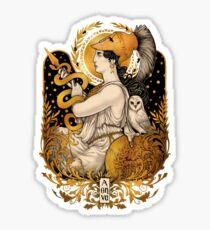 PALLAS ATHENA Sticker