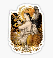 PALLAS ATHENA Sticker