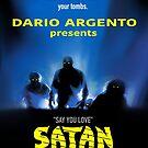 Say You Love Satan 80s Horror Podcast - Demons by sayyoulovesatan
