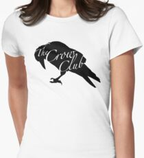 Crow Club Womens Fitted T-Shirt