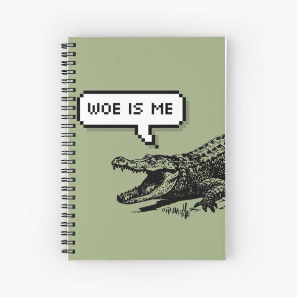 Mating call  Spiral Notebook