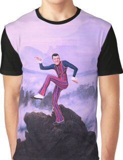 We are number one but it´s Wanderer above the Sea of Fog Graphic T-Shirt