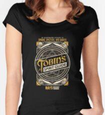 Tobin's Spirit Guide Women's Fitted Scoop T-Shirt