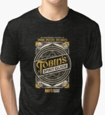 Camiseta de tejido mixto Guía del Espíritu de Tobin
