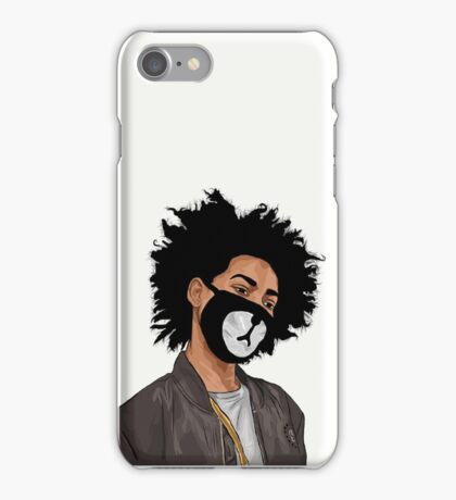 Shmateo x Bape (White) iPhone Case/Skin