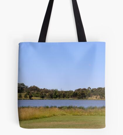 Cut By The Lake Tote Bag
