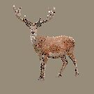 Testosterone-Stuffed Statuesque Stag by Chris Geatch