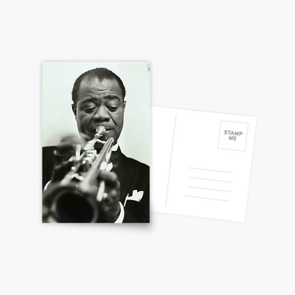 Remembering Louis Postcard