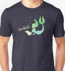 Bookish Mermaid T-Shirt