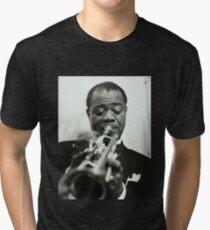 Remembering Louis Tri-blend T-Shirt