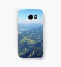 Salzburg Mountains Samsung Galaxy Case/Skin