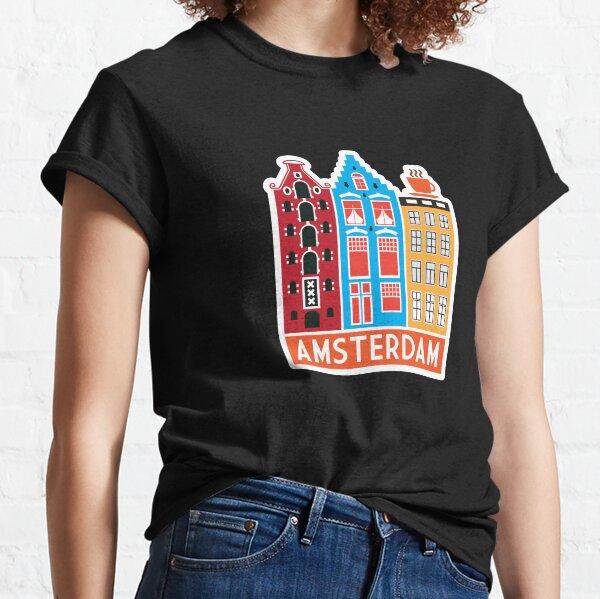 Amsterdam! Classic T-Shirt