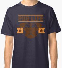 Pug Life Dog Lover Classic T-Shirt