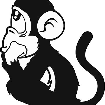 monkey by NathanPutra