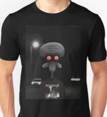 Squidward Suicide T-Shirt