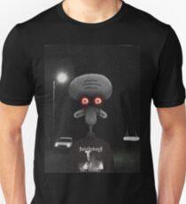 Squidward Suicide Unisex T-Shirt