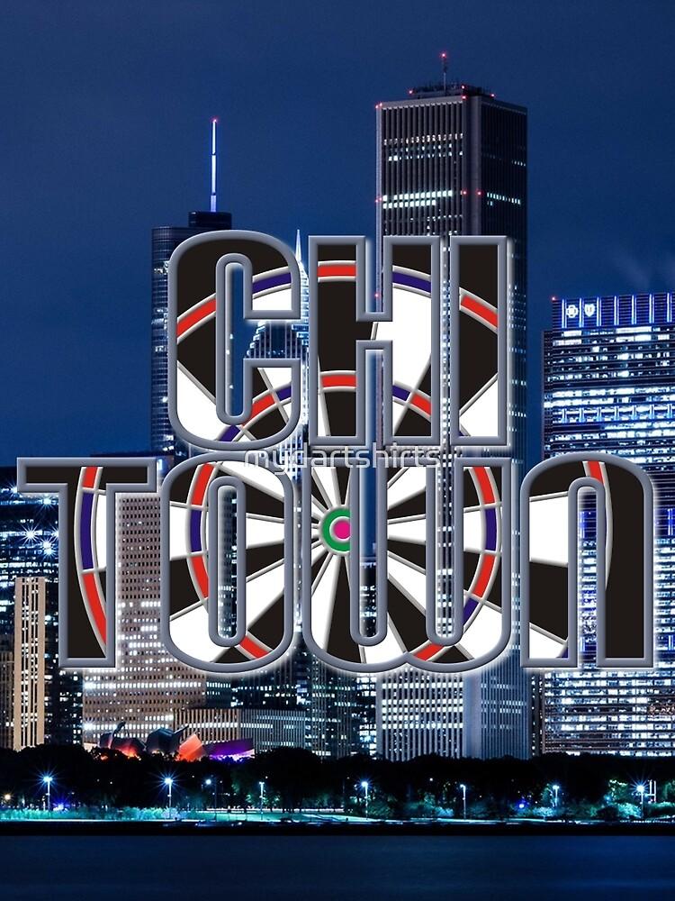 Darts Chicago by mydartshirts