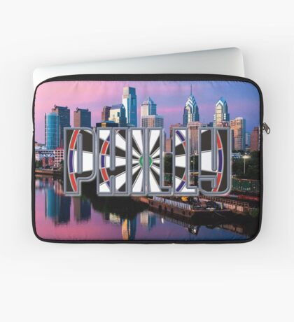 Darts Philadelphia Laptop Sleeve