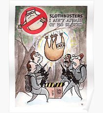 Slothbusters Poster