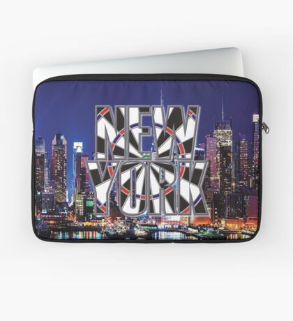 Darts New York Laptop Sleeve