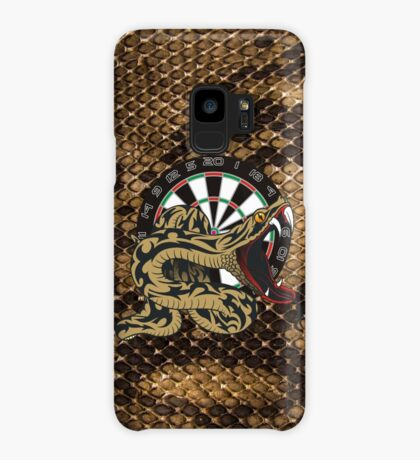 Intimidarters Snakeskin Darts Shirt Case/Skin for Samsung Galaxy