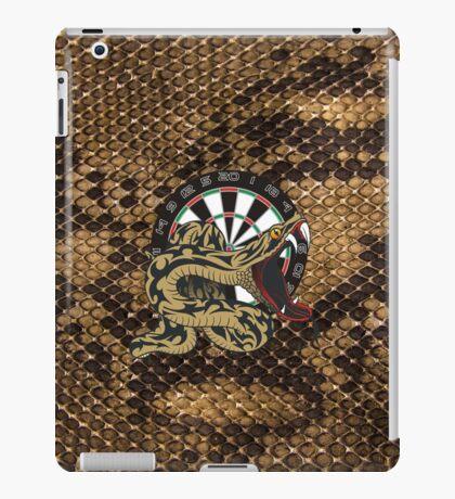 Intimidarters Snakeskin Darts Shirt iPad Case/Skin
