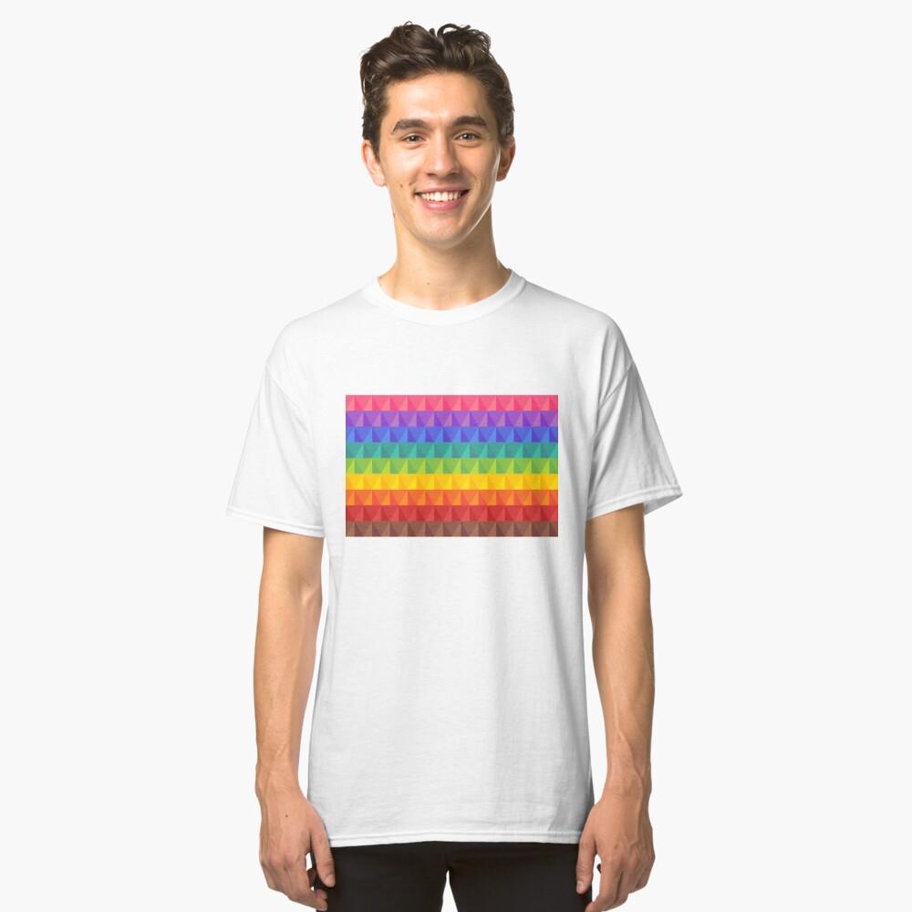Papel pintado 6 Camiseta clásica