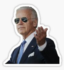 joe biden Sticker