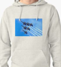 Into The Wild Blue Yonder Pullover Hoodie