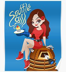 Souffle Girl Poster