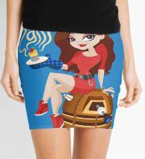 Souffle Girl Mini Skirt