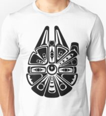 The Millennial's Falcon Unisex T-Shirt