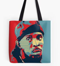 Omar The Wire Indeed Tote Bag