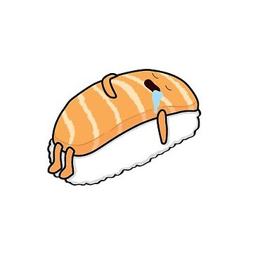 Sushi Bed (Salmon) by gianinaann