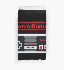 Retro Gamer Duvet Cover