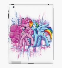 Pinkie Dash Grafitti iPad Case/Skin