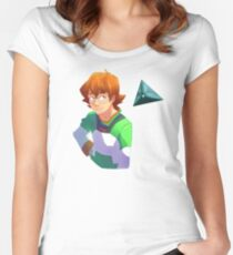 Pidge and Rover 2 Women's Fitted Scoop T-Shirt