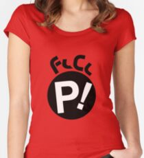 Fooly cooly Women's Fitted Scoop T-Shirt