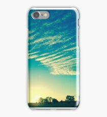 Outback light - Longreach iPhone Case/Skin