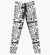 Books and Books and Books Leggings