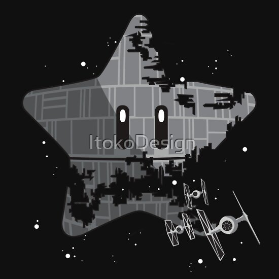 TShirtGifter presents: Super Death Star | Unisex T-Shirt