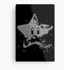 Super Death Star Metal Print