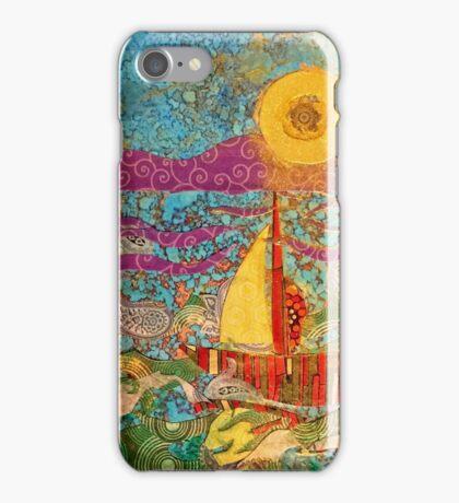5 Knot Sail iPhone Case/Skin