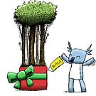 Tree Gift for Koala by eddcross