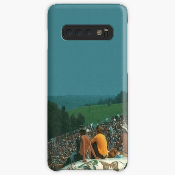 woodstock crowd Samsung Galaxy Snap Case