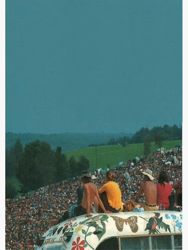 woodstock crowd by eurodads