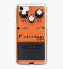Boss Pedal Series - Orange - Distortion iPhone Case/Skin