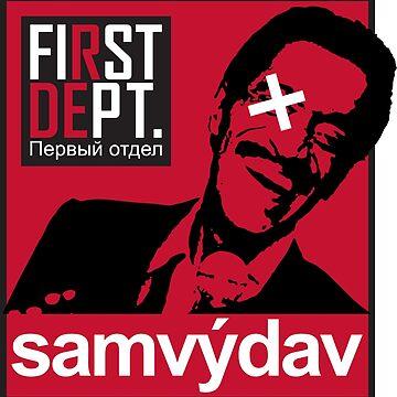 First Dept. samvydav RED by FirstDept