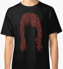 Hayley Williams hair word cloud Classic T-Shirt
